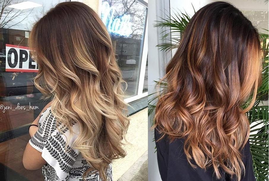 shaded hair New: get the model that suits you with this beautiful Series Hair Color Ideas