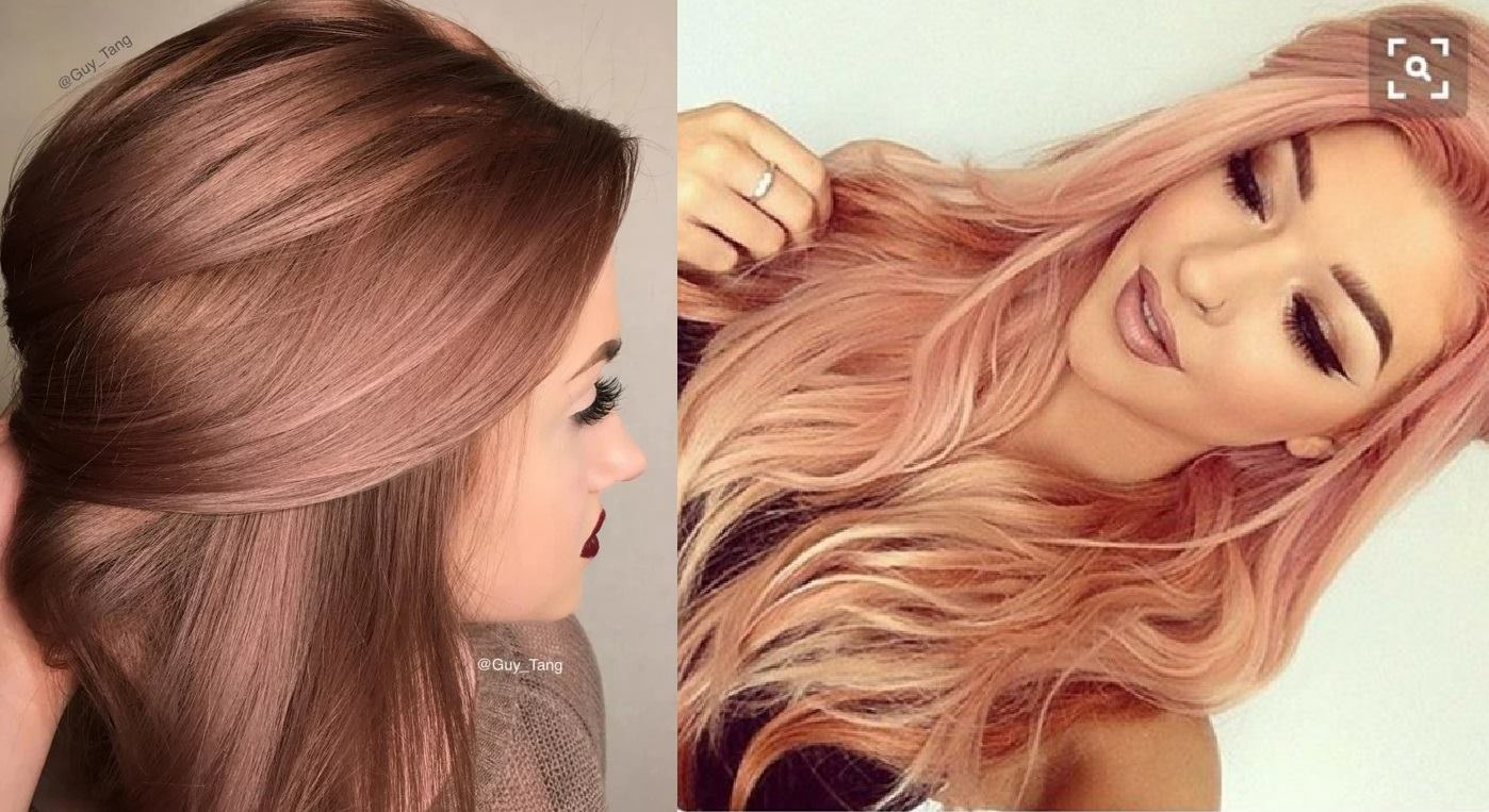 The Color You Need to Test The New Season: The Most Impressive Models Hair Color Ideas