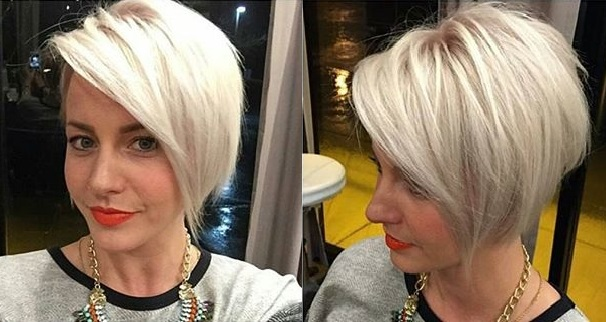 Asymmetrical Short Cups with Bangs: Choose the best model! Hair Cut Trends