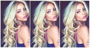 Blonde Hair: A Special Charm! New Hairstyle Trends