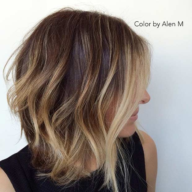 Mid-Length Hair Cuts For Summer New - 30 Awesome Models Hair Color Ideas