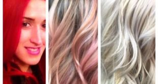 20 Pictures Before / After For Women Having Chosen To Color Their Hair Hair Color Ideas