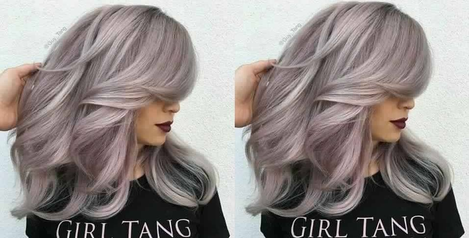Our Most Beautiful Mid-Length Hair Styles Trend Spring New Hair Cut Trends