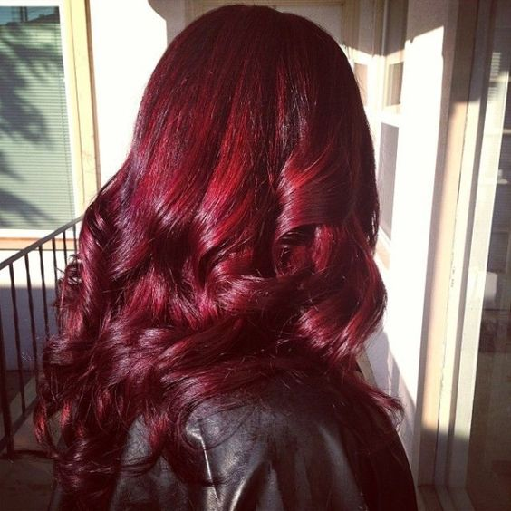 A beautiful hair color New Hairstyle Trends