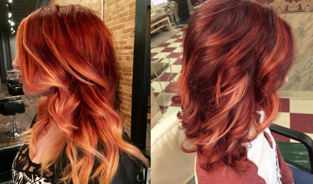 20 Shaded Hair At The Top Of Fashion You Will Definitely Love! Hair Color Ideas
