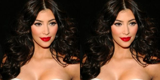 Get The Curls At The Kim Kardashian: The Right Technique! Hair Styling Tips