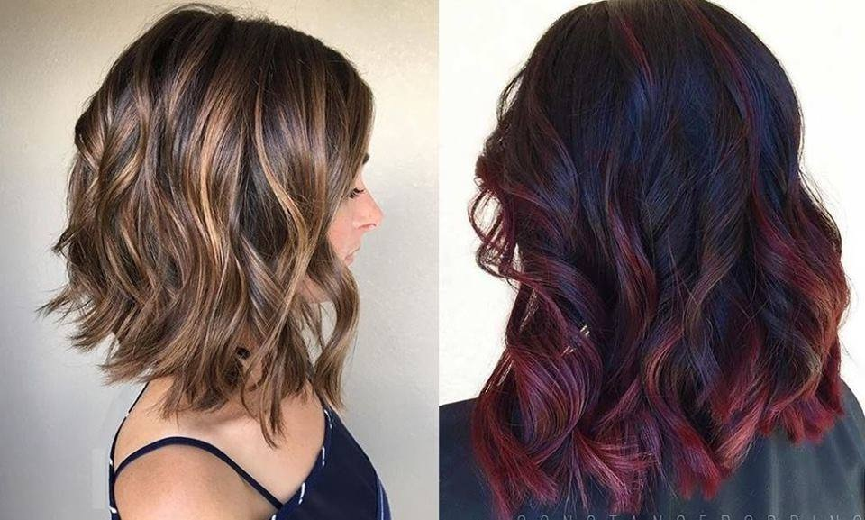 The best color ideas for short and medium length hair Hair Color Ideas