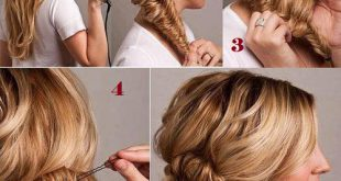 Woman evening hairstyle Hairstyles For Evening