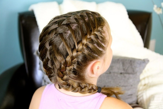 Hairstyle Ideas For Little Girls Fast Simple Hairstyles