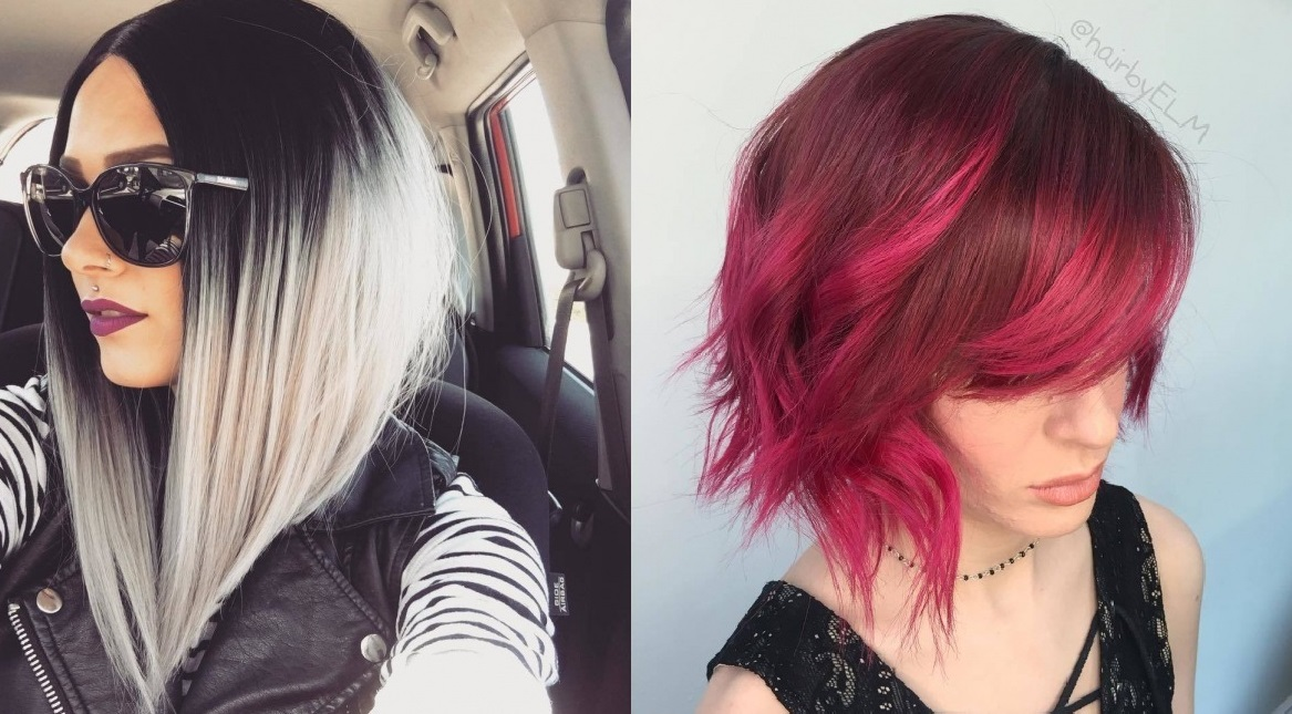 Shaded Hair: Here are the Best To Inspire You Hair Color Ideas