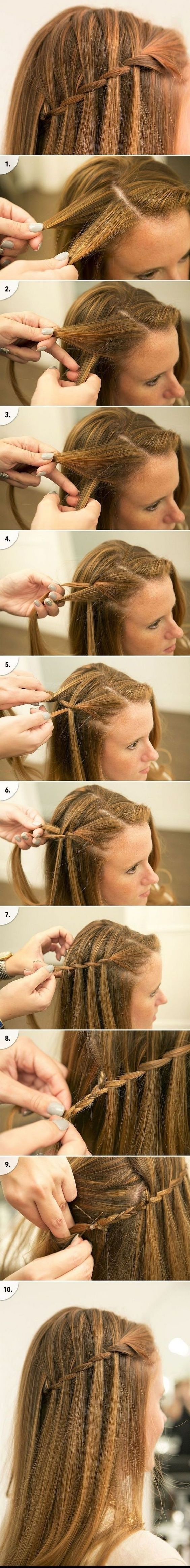 Get Beautiful Hair With These Easy and Fast Haircut Tutos Hairdressing