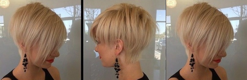 15 Beautiful short haircuts for short hair
