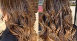 10 Ombre Hair Chic Trend Fall / Winter New Hair Color Ideas