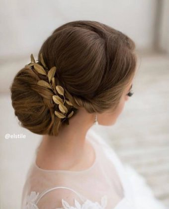 Beautiful Chignons Wedding For Spring New Fast Simple Hairstyles