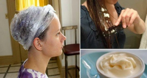 The most effective recipe for renewing your damaged hair at a low price Hair Styling Tips