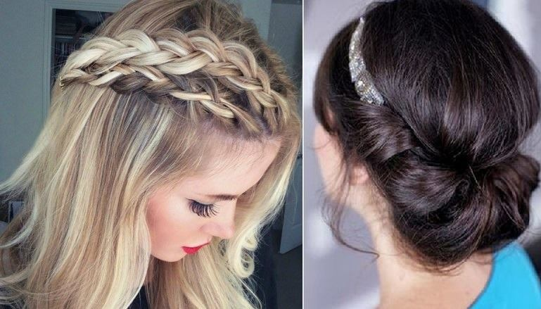 Simple Hairstyle Ideas For Your Long Hair Hairdressing Medium Hairstyles