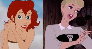 Even the Disney Princesses Opt For The Short Cups! Hair Styling Tips