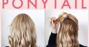 Simple and fast hairstyle ideas for every day New Hairstyle Trends