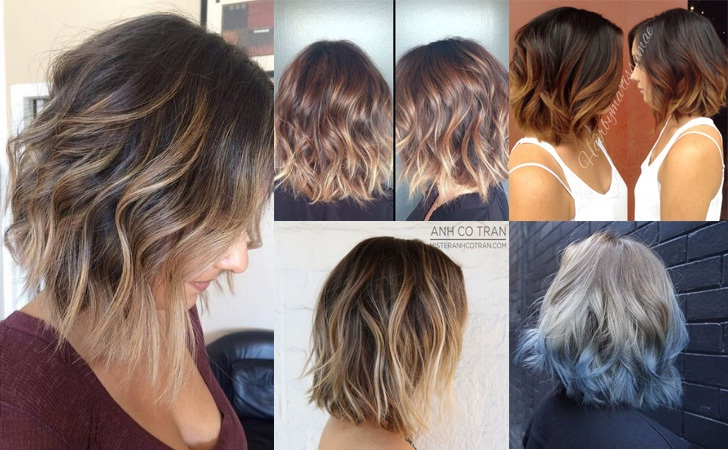 Gorgeous Ombre Hair For Short Hair Hair Color Ideas