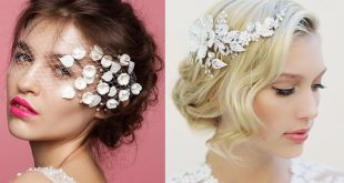 15 Hair Styles For Spring / Summer New Brides Wedding Hairstyle