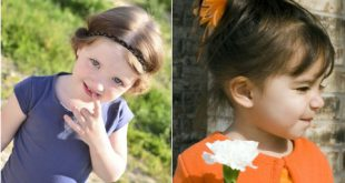 30 Simple and Fast Hairstyles for Little Girl Hairstyles For Little Girls