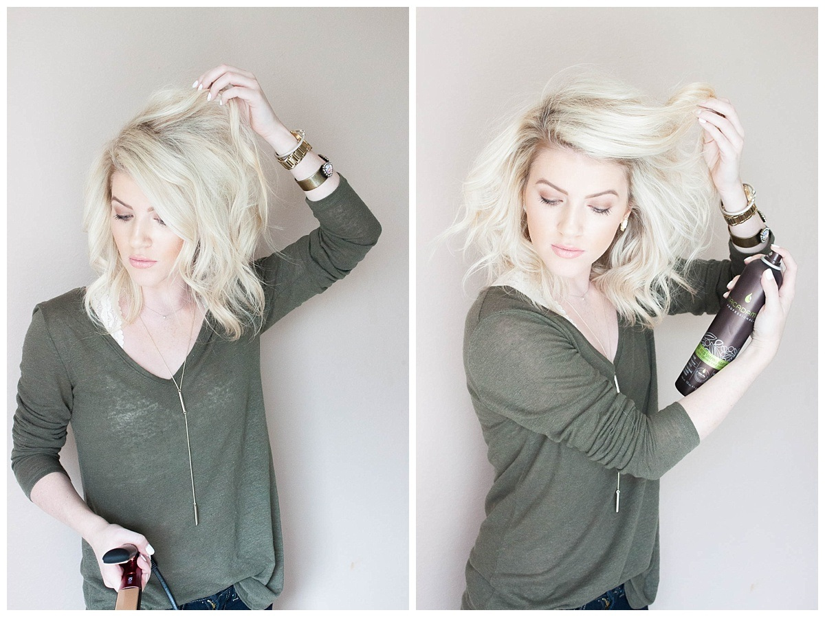 The Best Technique To Buckle A Short Cup Hair Styling Tips