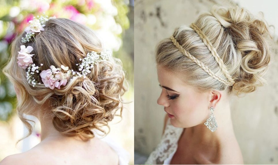 10 elegant buns for brides New Fast Simple Hairstyles