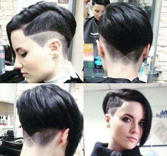 Beautiful Colors for Short Cups - 21 Inspiring Models New Hairstyle Trends