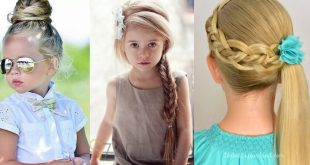 Easy Braids For Little Girl Hairstyles For Little Girls