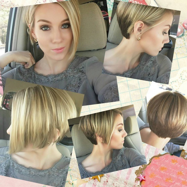 25 Magnificent Square Cups: Choose Your Model in this Impressive Gallery Hair Cut Trends
